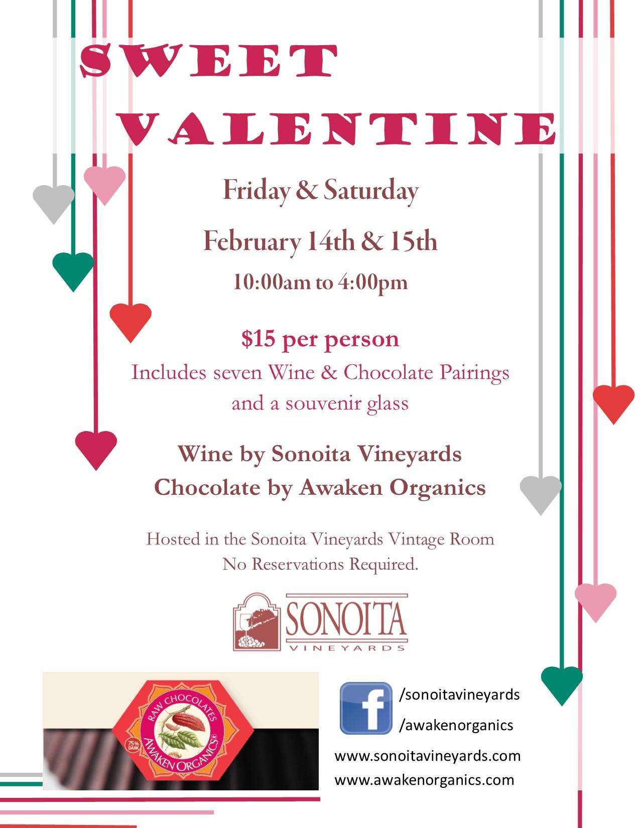 Sweet Valentine 2014